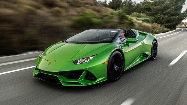 2019 Lamborghini Huracan 5.2 EVO Coupe (WE reg)