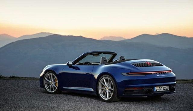 2020 Porsche 911 3.0 Carrera S (450ps) Coupe PDK (0Z reg)
