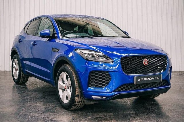 2019 Jaguar E-PACE 2.0 i4 R-Dynamic S (200ps) (19 reg)