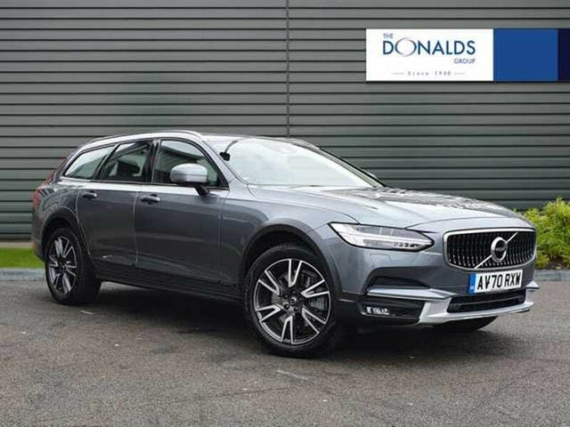 2020 Volvo V90 2.0 T5 Cross Country Plus (70 reg)