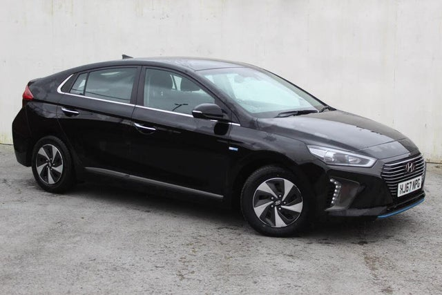 2017 Hyundai IONIQ 1.6 GDi Premium Hybrid (67 reg)