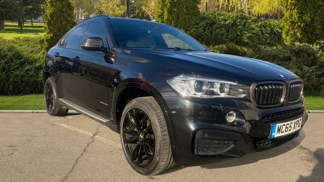 2015 BMW X6 3.0TD xDrive40d M Sport (65 reg)