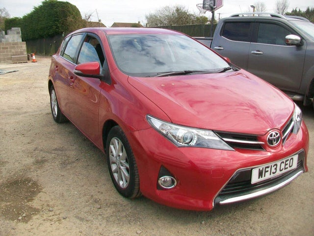 2013 Toyota Auris 1.6 Icon Hatchback Multidrive S (13 reg)