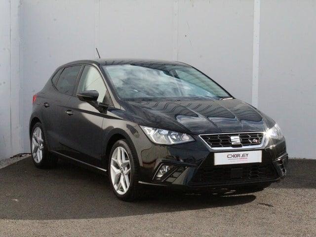 2017 Seat Ibiza 1.0 TSI FR (95ps) (67 reg)