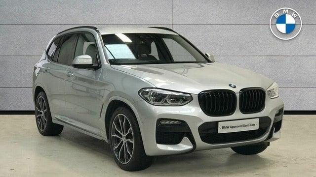 2020 BMW X3 2.0TD xDrive20d M Sport TU (Tech Pack) (20 reg)