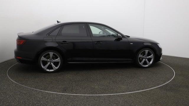 2017 Audi A4 2.0TDI Black Edition (150ps) (17 reg)