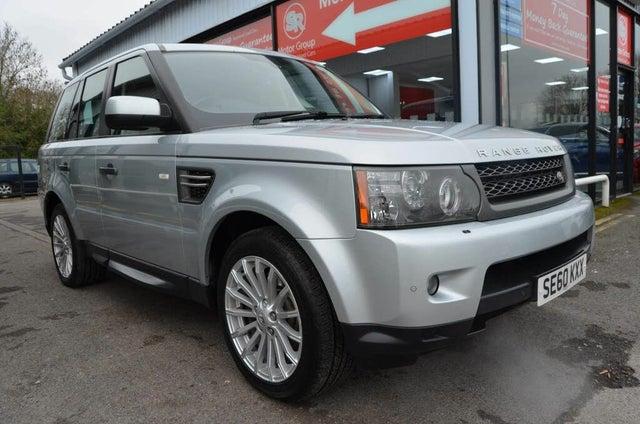 2010 Land Rover Range Rover Sport 3.0TD SE (60 reg)