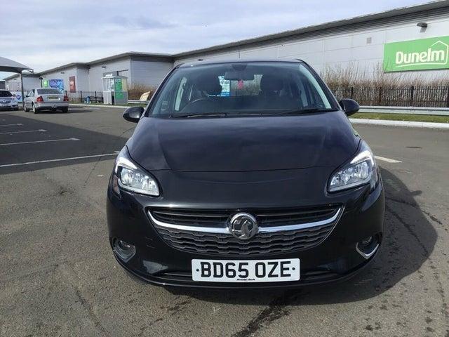 2016 Vauxhall Corsa 1.4i SRi (90ps) ecoFLEX 5d 1398cc (65 reg)