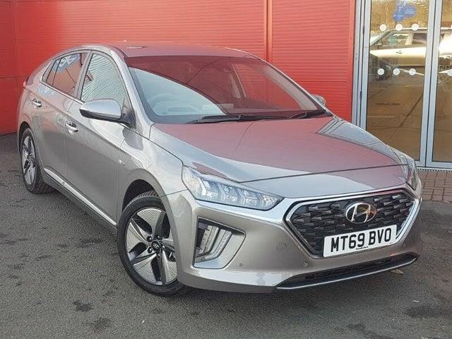 2020 Hyundai IONIQ 1.6 GDi Premium SE Hybrid (69 reg)