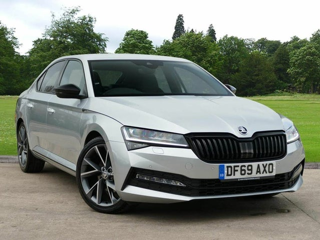 2020 Skoda Superb 2.0 TSI SportLine Plus (190ps) Hatchback (69 reg)