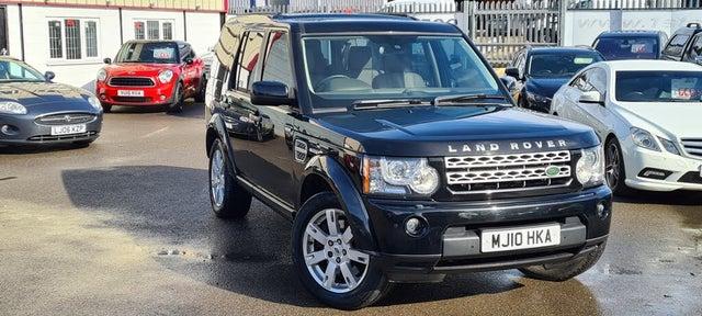 2010 Land Rover Discovery 4 3.0TDV6 XS (10 reg)