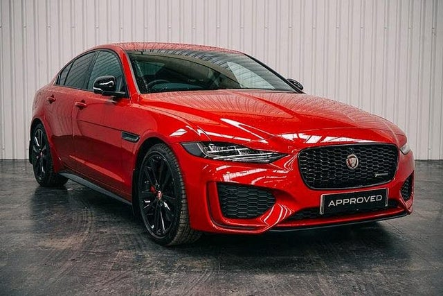 2020 Jaguar XE 2.0 D200 R-Dynamic Black (70 reg)