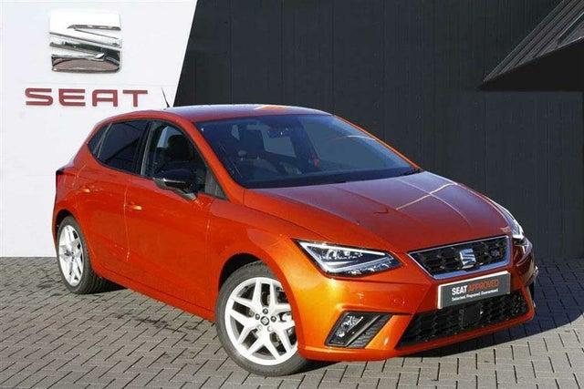 2020 Seat Ibiza 1.0 TSI FR (95ps) (69 reg)
