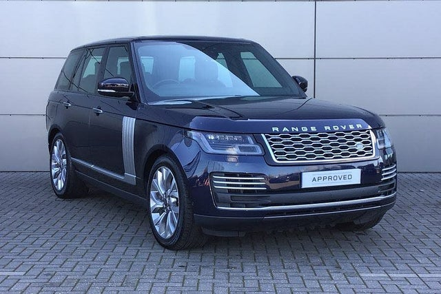 2019 Land Rover Range Rover 4.4 SDV8 Autobiography (s/s) (19 reg)