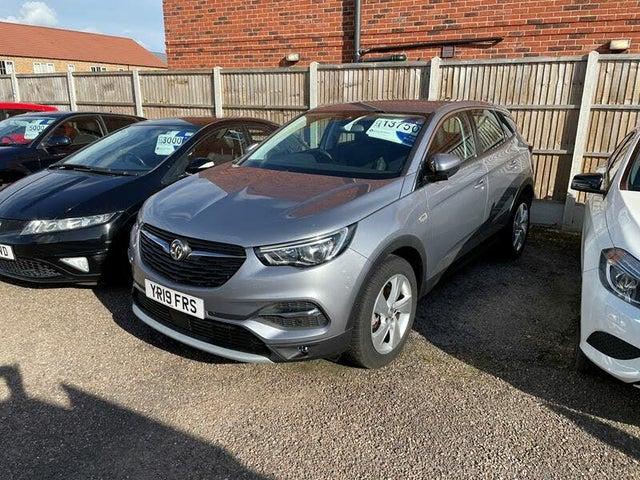 2019 Vauxhall Grandland X (19 reg)