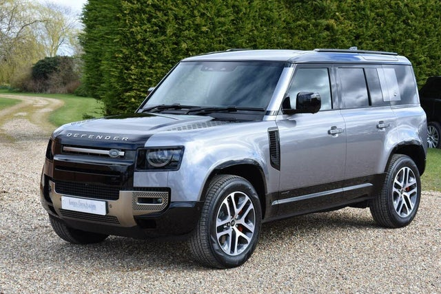 2021 Land Rover 110 Defender 3.0 P400 X (21 reg)