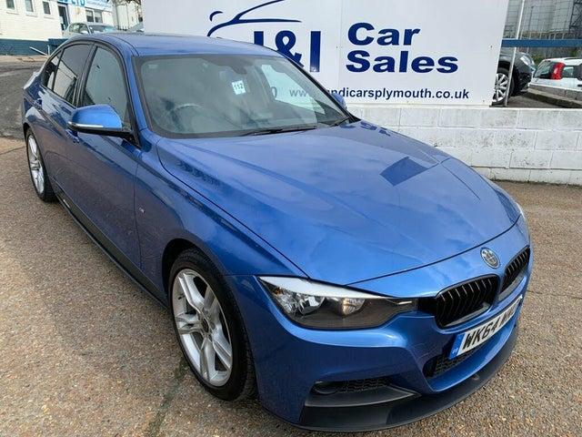 2014 BMW 3 Series 2.0TD 318d M Sport Saloon 4d (64 reg)