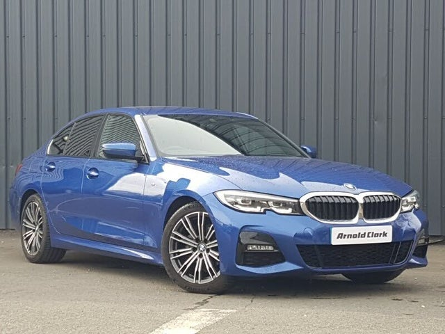 2020 BMW 3 Series 2.0TD 318d M Sport (Plus Pack) Saloon 4d (20 reg)