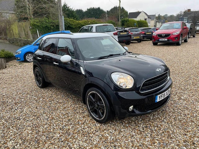 2015 MINI Countryman 1.6TD Cooper D Business Edition (Chili) (15 reg)