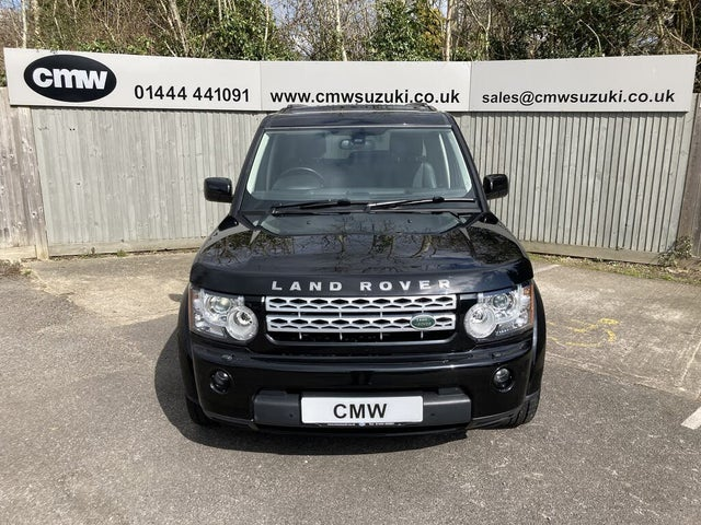 2013 Land Rover Discovery 4 3.0TD HSE Luxury 4X4 (62 reg)