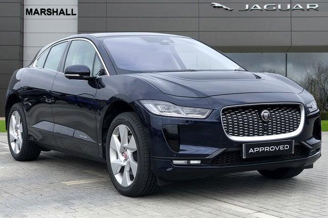 2021 Jaguar I-Pace EV400 SE (21 reg)