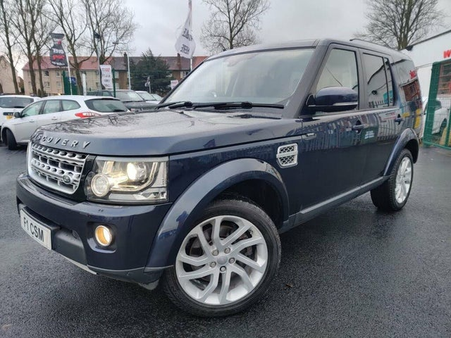 2014 Land Rover Discovery 4 3.0 SD V6 HSE (LL reg)