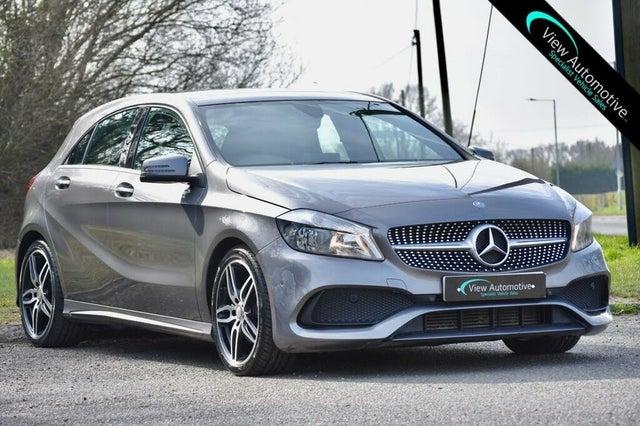2017 Mercedes-Benz A-Class 2.1d A200d AMG Line (Executive)(s/s) 7G-DCT (66 reg)