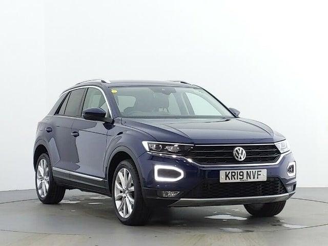 2019 Volkswagen T-Roc 2.0TDI SEL DSG (19 reg)