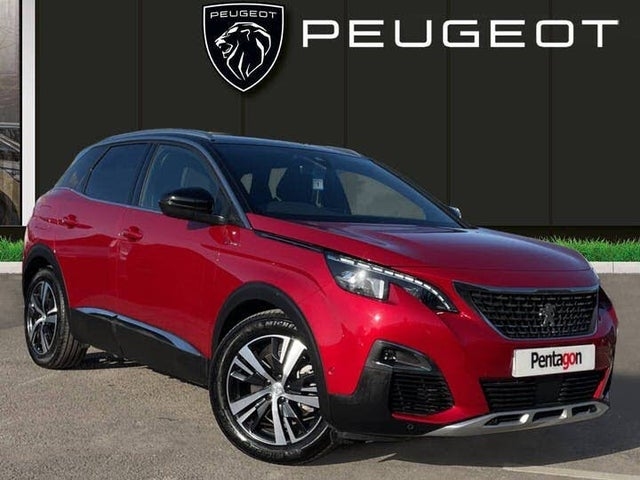 2020 Peugeot 3008 SUV 1.6 PureTech GT Line (300bhp) 4X4 HYBRID4 e-EAT8 (70 reg)