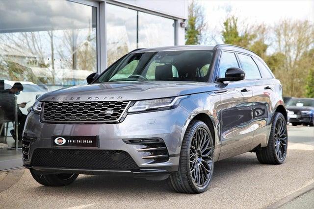 2017 Land Rover Range Rover Velar 3.0 D300 R-Dynamic HSE (67 reg)