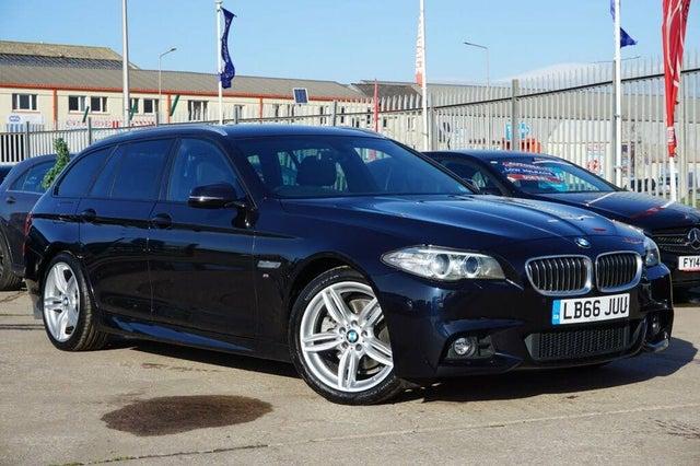2016 BMW 5 Series 2.0TD 520d M Sport (190bhp) Touring 5d Auto (66 reg)