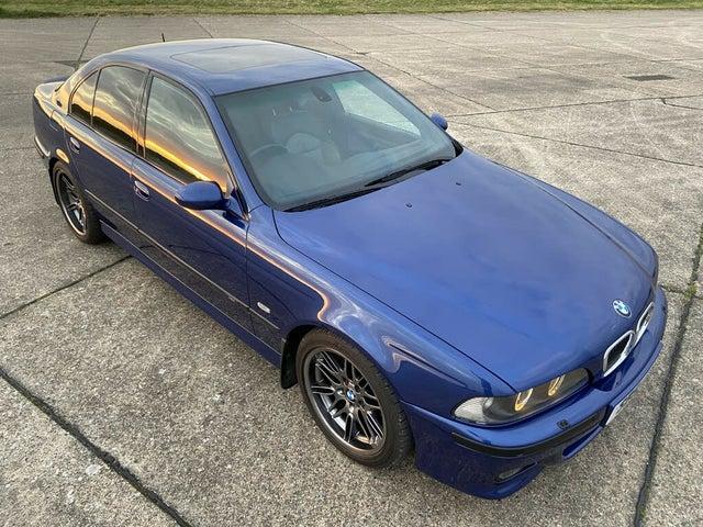 2001 BMW 5 Series 4.9 M5