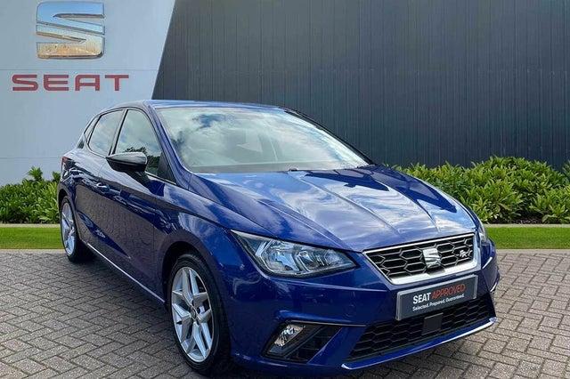 2017 Seat Ibiza 1.0 TSI FR (115ps) (67 reg)