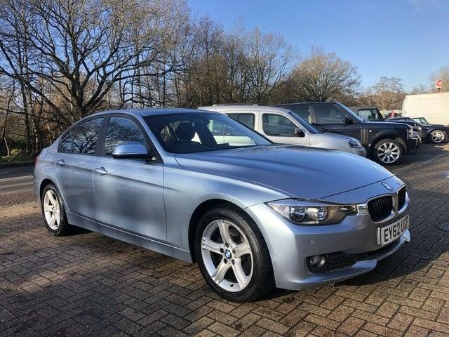 2013 BMW 3 Series 1.6 316i SE Saloon 4d Auto (62 reg)