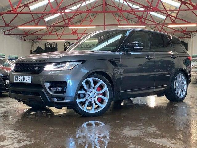 2017 Land Rover Range Rover Sport 3.0 SD V6 Autobiography Dynamic (306ps) (67 reg)