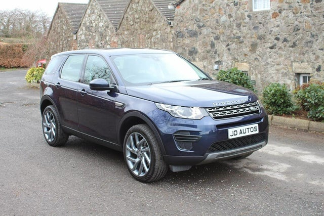 2016 Land Rover Discovery Sport 2.0Td4 SE (150ps) (s/s) (66 reg)