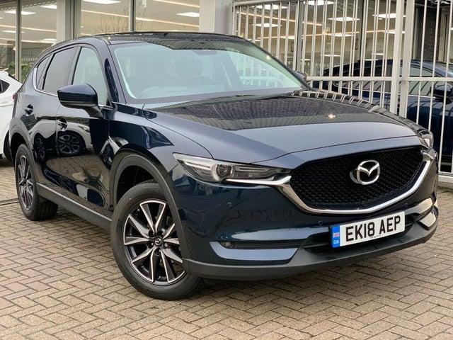 2018 Mazda CX-5 2.2TD Sport (Nav) (175ps) (AWD)(s/s) (18 reg)