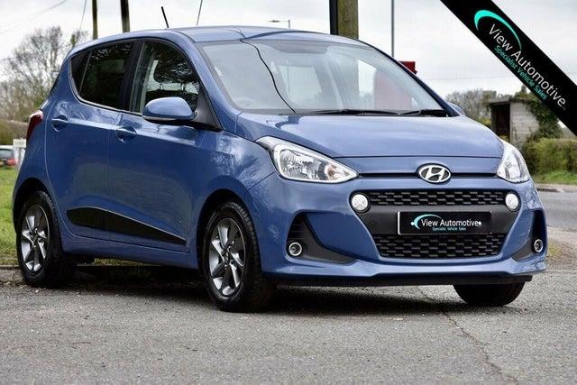 2017 Hyundai i10 1.0 Premium (17 reg)