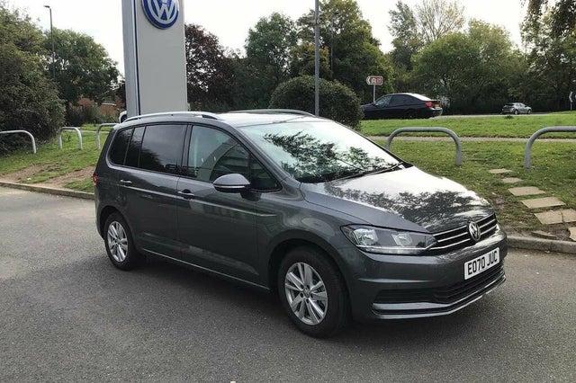 2020 Volkswagen Touran (70 reg)