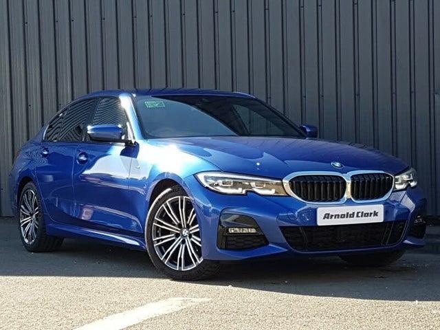 2020 BMW 3 Series 2.0TD 320d xDrive M Sport Saloon 4d (20 reg)