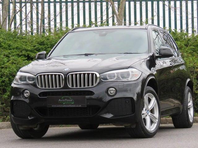 2016 BMW X5 2.0 xDrive40e M Sport (245bhp) (16 reg)