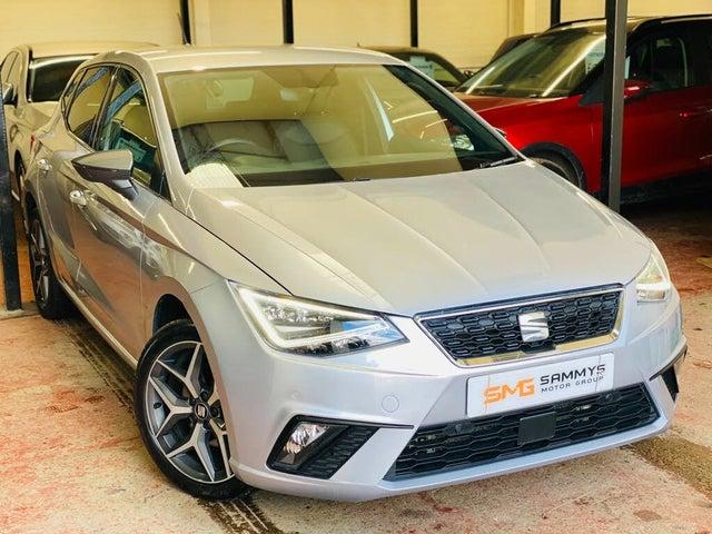 2019 Seat Ibiza 1.0 TSI XCELLENCE Lux (115ps) DSG (19 reg)