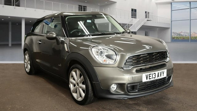 2013 MINI Paceman 2.0TD Cooper SD ALL4 Auto (13 reg)