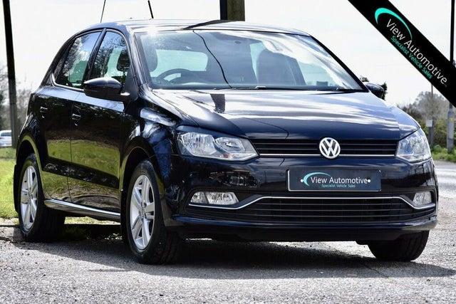 2016 Volkswagen Polo 1.0 Match (75ps) 5d (16 reg)