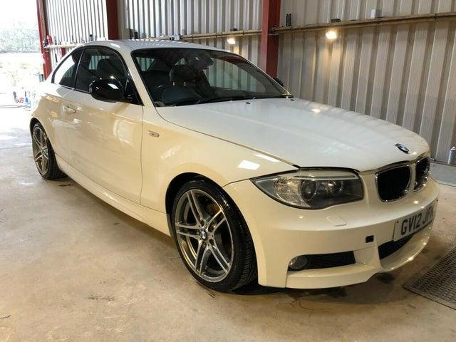 2012 BMW 1 Series 2.0 120i Sport Plus Edition Coupe (12 reg)