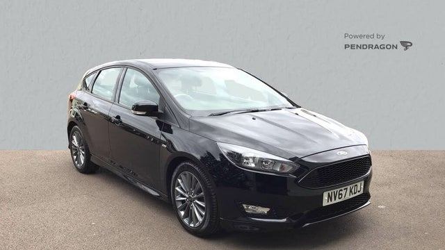 2018 Ford Focus 1.0T ST-Line (140ps) Hatchback (67 reg)
