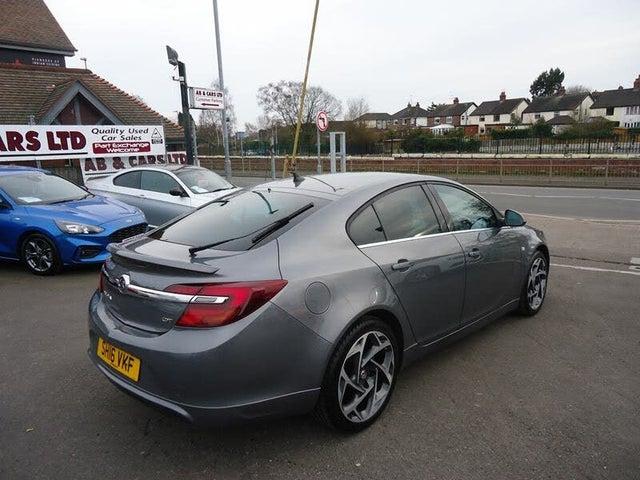 2016 Vauxhall Insignia 1.6CDTi SRi VX-Line (Nav) (s/s) (16 reg)
