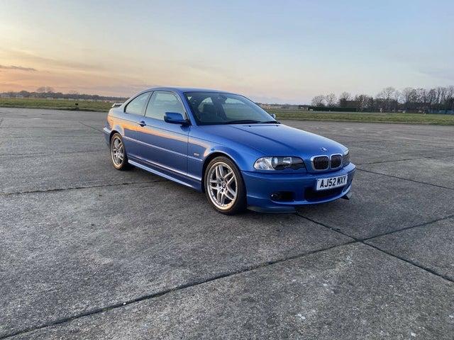 2002 BMW 3 Series 3.0 330Ci Clubsport (52 reg)