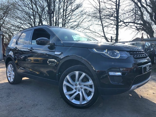 2019 Land Rover Discovery Sport 2.0Td4 HSE (180ps) (19 reg)