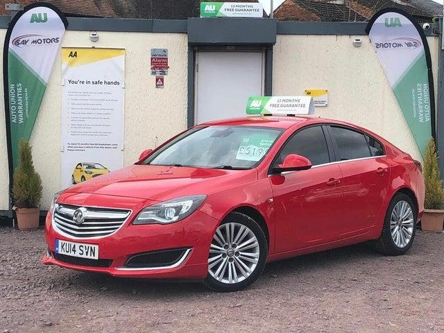 2014 Vauxhall Insignia 2.0CDTi Energy (163ps) ecoFLEX (s/s) (LG reg)